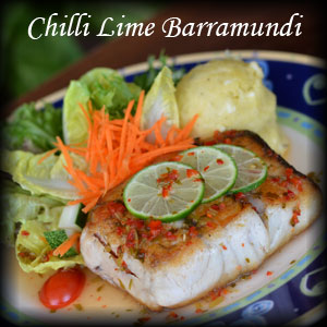 Chilli Lime Barramundi