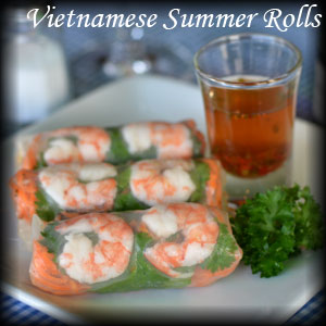 Vietnamese Summer Roll